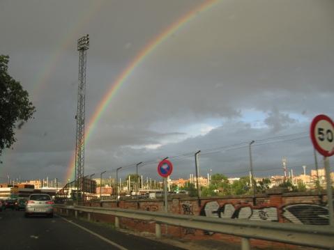 al final del arco iris hay un tesoro