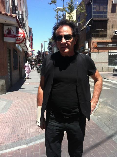 Johnny Cifuentes en Monte Igueldo