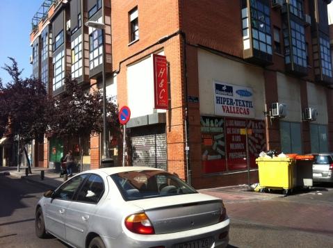 El famoso HiperTextil de Vallecas se tralada a otros barrios