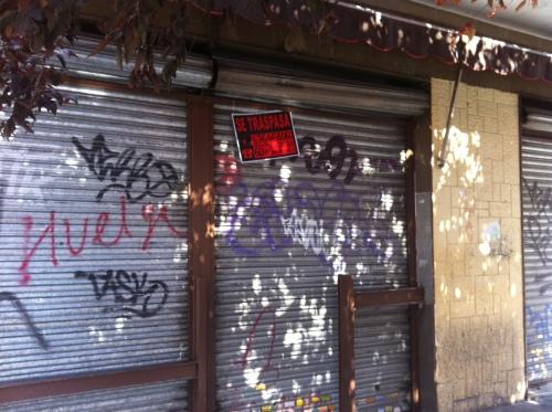 El Tomi, en los últimos tiempos, era el lugar favorito de reunión de la comunidad musulmana de la calle