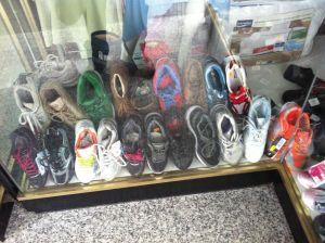 zapatos de segunda mano, segunda vida para los pies