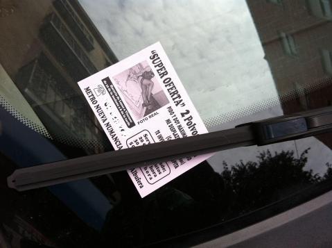 servicios de prostitución en tu vehículo