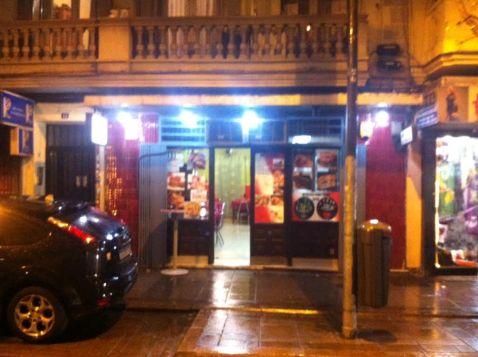 Los bares esperan clientes pese al mal tiempo